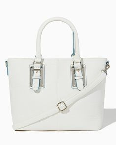 charming charlie | Amara Textured Faux Leather Tote | UPC: 410007241137 #charmingcharlie