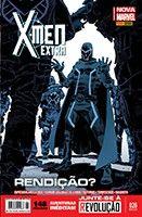 LIGA HQ - COMIC SHOP X-MEN EXTRA (MARVEL NOW) #26 PARA OS NOSSOS HERÓIS NÃO HÁ DISTÂNCIA!!!
