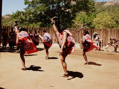 Swazi Cultural Dance