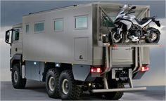 5 RVs That'll Help You Survive the Zombie Apocalypse: Action Mobil RVs