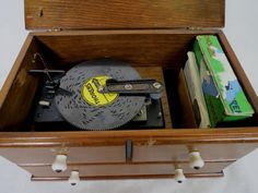 Metal Disc Music Box Music System, Music Boxes, Sound Of Music, W 6, Galleries, Metal, Musik, Metals