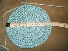 Come fare un cappellino semplice per neonato | VioletaB