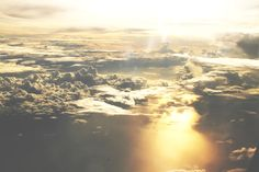 maybe there's another life up above the sky. - Way back home, 2012
