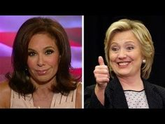 Judge Jeanine: Hillary, keep your stories straight - YouTube