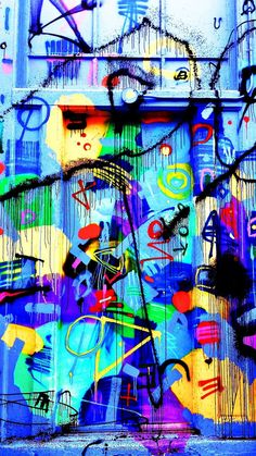 Graffiti – iWall a Wallpaper Bank Graffiti Wallpaper Iphone, Man Wallpaper, Colorful Wallpaper, Screen Wallpaper, Wallpaper Backgrounds, Wallpaper Lockscreen, Iphone Wallpapers, Graffiti Art, Infinity Wallpaper