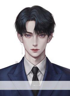 Dark Anime Guys, M Anime, Cool Anime Guys, Handsome Anime Guys, Hot Anime Boy, Anime Eyes, Anime Art Girl, Anime Boy Zeichnung, Photographie Portrait Inspiration