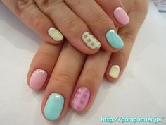 Spring manicure!