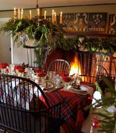 A Country House Christmas back-story