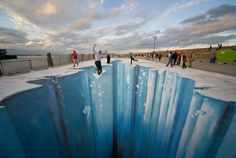 3 Most Significant 3D Street Painting Artists