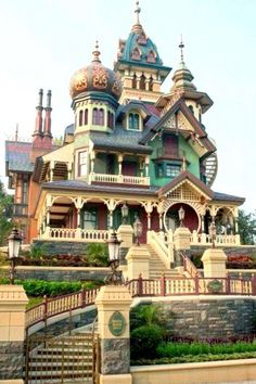 Beautiful Victorian mansion
