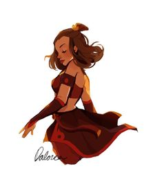 Avatar Aang, Suki Avatar, Avatar The Last Airbender Art, Team Avatar, Yeti Sightings, Avatar Fan Art, Avatar Cartoon, Avatar World, Fire Nation