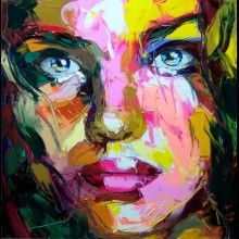 Untitled 849 Françoise Nielly