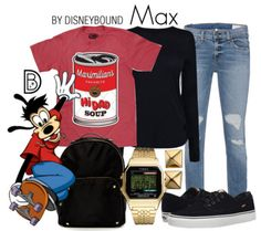 Get The Look : The Goofy Movie