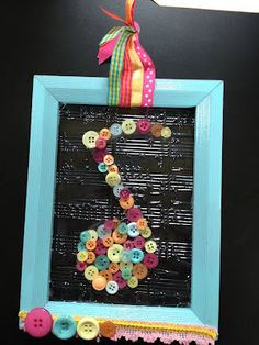 A few changes and this could be a great craft for older kids @ VBS