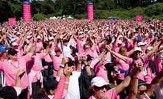 Avon Walk for Breast Cancer: The More of Us Who Walk, The More of Us Survive