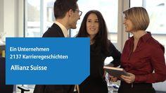 Recruiting Team der Allianz Suisse: http://www.allianz.ch/karriere