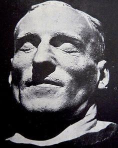 Посмртна маска краља Александра Првог Карађорђевића. Death mask of King Alexander I.