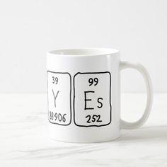 Colin periodic table name mug periodic table noyes periodic table word mug urtaz Image collections