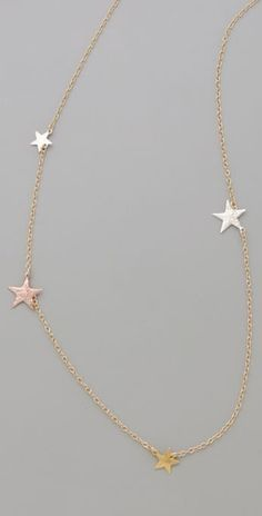 (gorjana star necklace - shopbop)