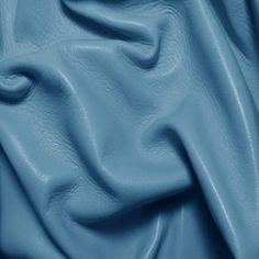 Drum Dyed Lamb Nappa , Leather | NY Fashion Center Fabrics  Sky Blue actual leather $79.50.skin - skin covers 8 sq. ft