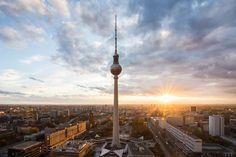 14 Orte mit Aussicht, an denen Ihnen ganz Berlin zu Füßen liegt
