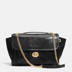 The Large Ranger Flap Crossbody In Leather from Coach