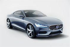 The new Volvo Concept Coupe. The future of Volvo has arrived. Volvo Coupe, Volvo Cars, Volvo Auto, Volvo 850, Bugatti, Supercars, Jaguar, Ferrari, Cabriolet
