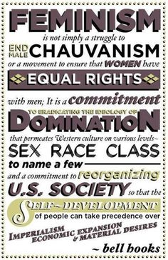 bell hooks on feminism and other isms
