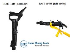 Get the long hole drill machine and Pneumatic rock drills with high performance and reliability from Rama Mining Tools at an affordable price