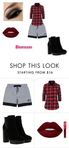 """Benson 3"" by shadow-killer-101 on Polyvore featuring adidas, Hogan and Lime Crime"