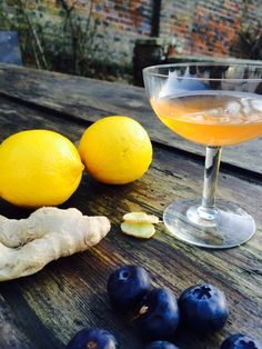 Continuing our theme of cocktails to warm the cockles of your heart, here's the Orange Tang.  Yerburgh's Botanical No.1 Jam Jar Gin, fresh ginger, Cointreau, Angostura Bitters, lemon juice, sugar syrup. Spicy, citrus & delicious! www.jamjargin.com