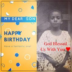 AcrossAllAges.com photo 1991 Our Blessing, Our Son From  Happy Birthday  to you ❤️ Love Mom