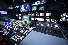 German broadcaster #WDR installs #Riedel #MediorNet Compact in HD Upgrade of Mobile Units. #RiedelCommunications