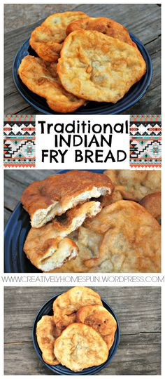 Traditional Indian Fry Bread