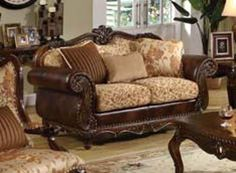 ACME 50156 Remington Bonded Leather and Fabric Loveseat Brown Cherry Finish For Sale https://reclinersforsmallspaces.info/acme-50156-remington-bonded-leather-and-fabric-loveseat-brown-cherry-finish-for-sale/