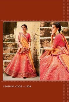 Embroidered Lehenga & Tussar Silk Blouse..@ fashionsbyindia.com #designs #indian #womens #style #cloths #stylish #casual #fashionsbyindia #punjabi #suits #wedding #chic #elegance #beauty #outfits #fantasy #embroidered #dress #PakistaniFashion #Fashion #Longsuit #FloralEmbroidery #Fashionista #Fashion2015 #IndianWear #WeddingWear #Bridesmaid #BridalWear #PartyWear #Occasion #OnlineShopping #salwar #kameez #lehenga Party Wear Lehenga, Strapless Dress Formal, Formal Dresses, Georgette Fabric, Wedding Wear, Indian Wear, Indian Fashion, Chiffon, Punjabi Suits