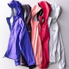 RAIN! RAIN EVERYWHERE! The best (or I guess, worst, depending) part about living in North Carolina is the rain storms that can happen at any time. If I was rich, I'd bet a million dollars there's a storm during your first week on campus, so stock up on some rain gear- rain jackets are a definite MUST.