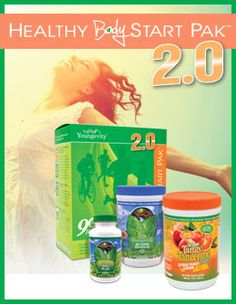 I am a person who believes that you can not get all the nutrition you need from your daily eating habits, so my choice for getting all the nutrition you need is the HEALTHY BODY START PAK™ 2.0 from Youngevity. If you already eat right and maintain a healthy lifestyle this is the kit for you!  Each pack provides broad spectrum foundation nutrition.   http://www.tyh.youngevity.com/products-90-for-life/