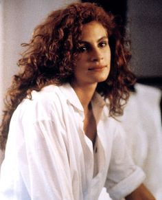 Julia Roberts caught Hollywood's attention in her breakout role as Vivian Ward in the now-classic romantic comedy Pretty Woman. The white button-down played a major role as well—Roberts added a degree of polish to her cut-out dress with a men's shirt for her shopping spree.