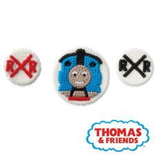 Thomas the Train Icing Decorations