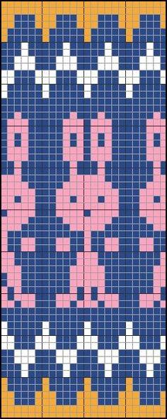 Клуб ЛОПАПЕЙСА's photos Knitting Squares, Fair Isle Knitting Patterns, Fair Isle Pattern, Knitting Charts, Knitting Socks, Knitting Designs, Knitting Stitches, Baby Knitting, Crochet Owl Hat