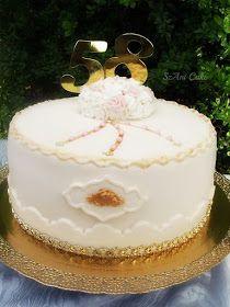 Tortázda: Fehércsokis hála torta Vanilla Cake, Food, Essen, Meals, Yemek, Eten