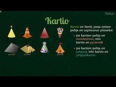 Kartio   Opetus.tv (kolme videota 3:18-5:05).