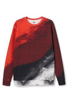 Steve Printed Sweater