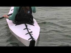 Oru Kayak - Origami Kayak - YouTube