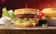 burger - Tost burger