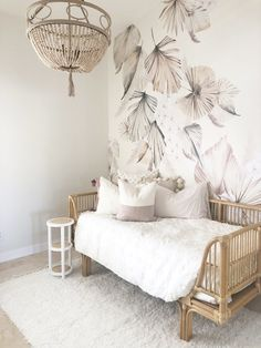 Bohemian Palms Wall Decals