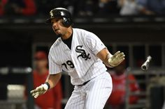 The Red Sox are engaged in trade talks for Jose Abreu, per report