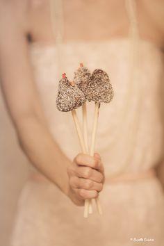 Suvelle Cuisine: Um bouquet diferente... com uma surpresa na carteira