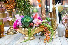Opulent + Playful Gold Wedding Inspiration | Green Wedding Shoes Wedding Blog | Wedding Trends for Stylish + Creative Brides